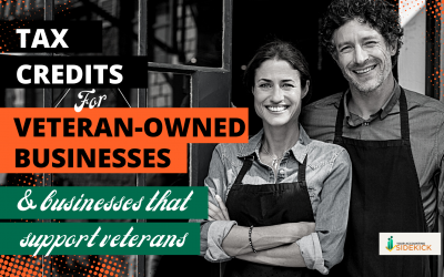Tax Season Q&As for Small and Veteran-Owned Businesses